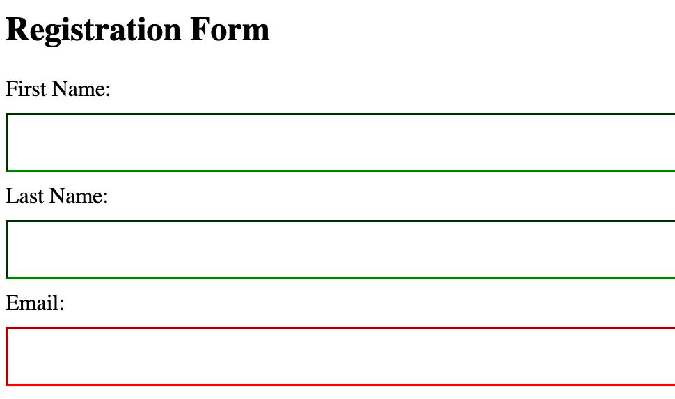 Attribute Selector
